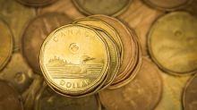 Canadian dollar falls for fourth week on Fed 'shock waves'