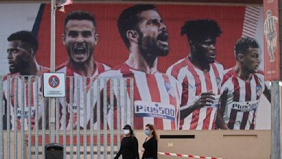 Can UCL be in trouble due to Atleti virus cases?