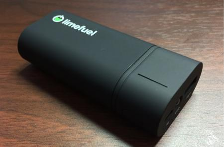 The Limefuel Blast L60X external battery pack is power in your pocket