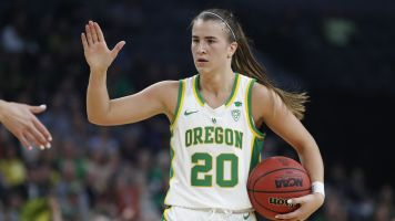 Sabrina Ionescu brings home first major honor