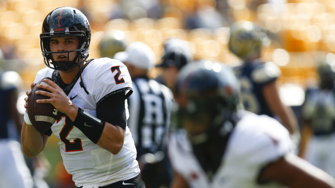 Heisman Watch: Mason Rudolph keeps climbing