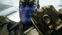 Here's our first look at Thanos in Avengers: Infinity War