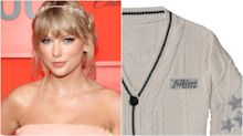 Taylor Swift Changed Her Folklore Merch After Logo Controversy