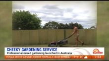 Professional naked gardening launched in Australia