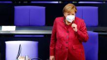 Merkel decries populists who say coronavirus is harmless