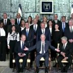 Explainer: Who's who in Israel's new coalition