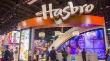 Hasbro Breaks Down After Earnings Miss