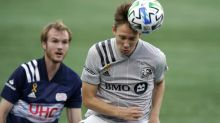 Kessler gets first MLS goal, Revolution cruise by Impact 3-1