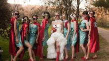 10 Weird And Wonderful Wedding Themes You'll Either Love Or Hate