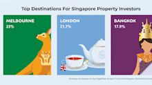 Nearly one-third of Singapore property investors keen to venture overseas