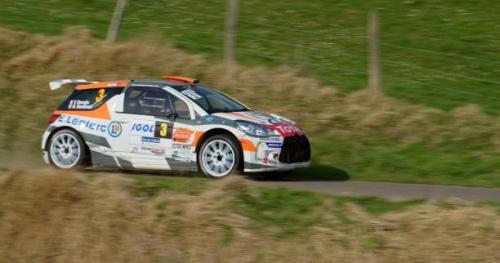 Rallye - ChF - Touquet - Brunson de justesse
