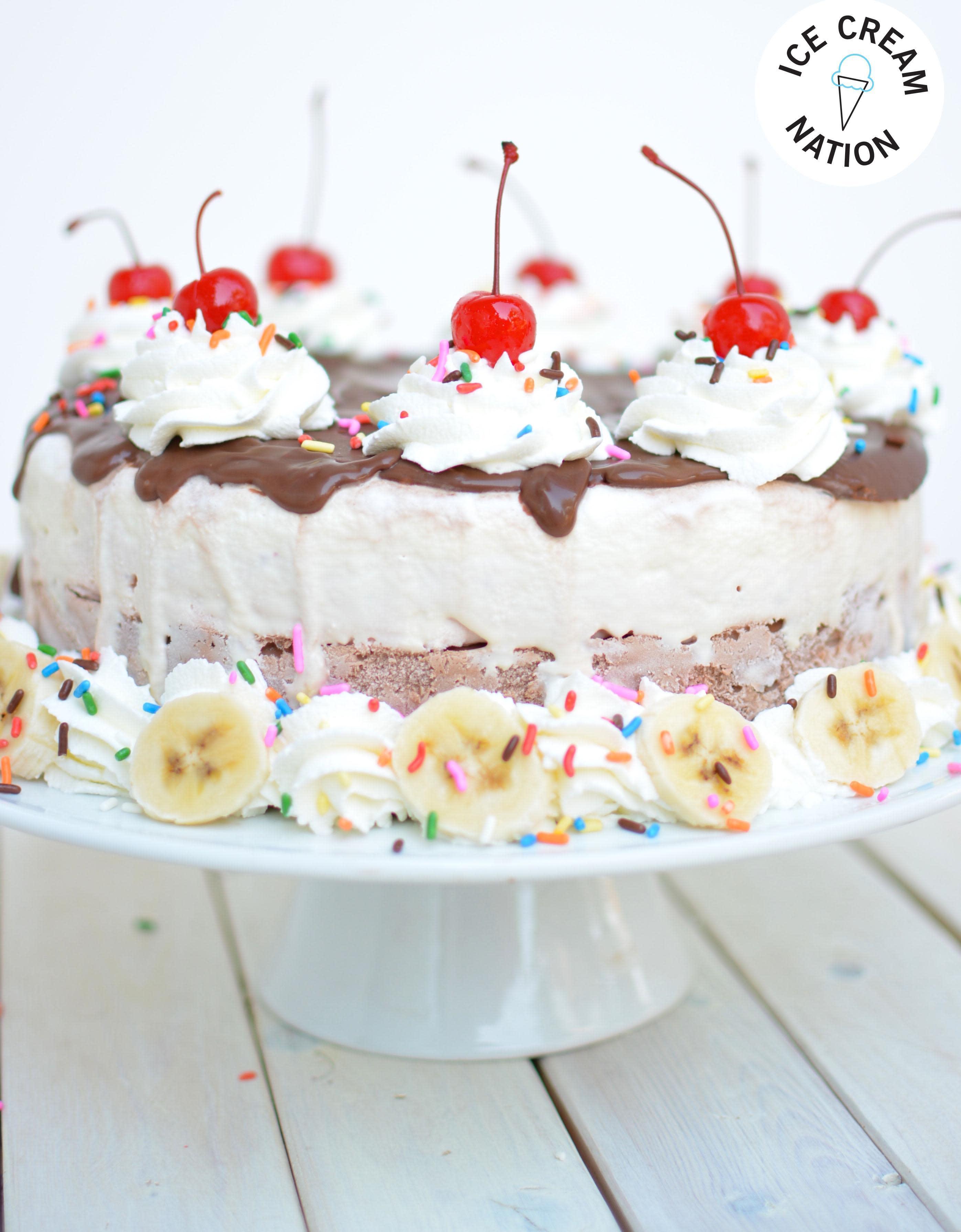 Ice Cream Cake Merced