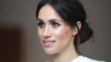 The Internet Swears This Is the Nude Lipstick Meghan Markle Is Always Wearing