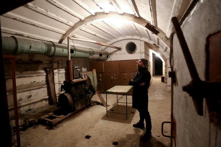 "The Cold War Tunnel Museum in Gjirokastra is part of a vast ""bunkerisation"" project spearheaded by Albanian tyrant Enver Hoxha, who feared foreign invasion during his 40-year rule"