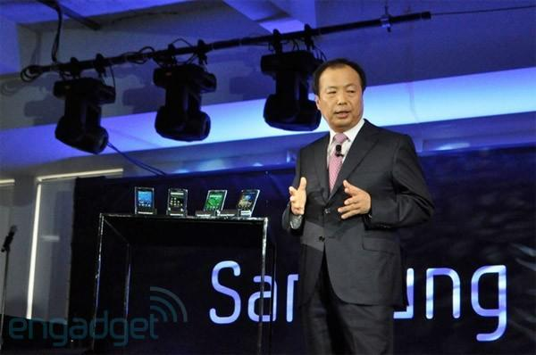 Samsung says all Galaxy S phones will get Android 2.2