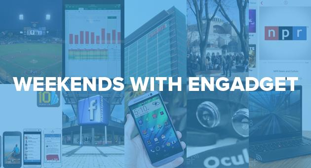 Weekends with Engadget: the future of Oculus Rift, new HTC One review and more!