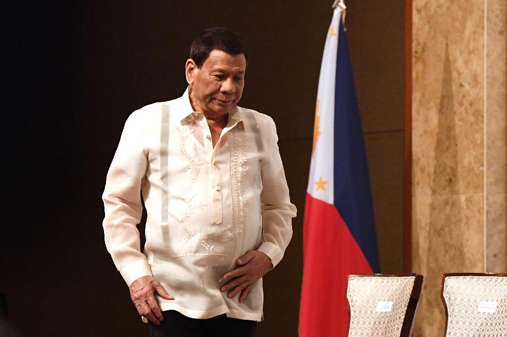 "Philippine President Rodrigo Duterte's office said ""power naps"" had caused the leader to miss key meetings at a Singapore summit"