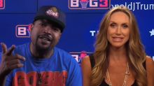Ice Cube Responds to Donald Trump's Daughter-in-Law's 'Real' News Network