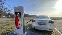 Tesla Model 3成歐洲上月銷量第二高汽車