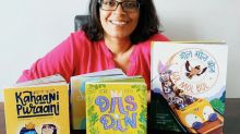 With Interactive Storybooks, This Mompreneur is Reviving Indian Classic Tales