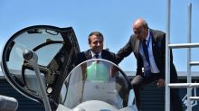 Emmanuel Macron Wants to Fly, But Air France Won't Let Him