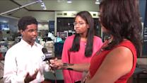 Chicago Urban Youth Speaking Out Against Violence in the Media