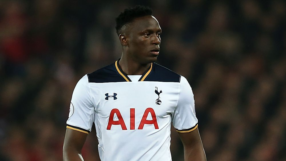 So close for Victor Wanyama and Tottenham Hotspur