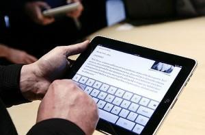 iPad embraced by small businesses; use quadruples in one year