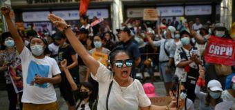 Myanmar junta's top diplomat in talks with Thailand, Indonesia