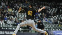 JT Brubaker pitches Pirates past host Brewers