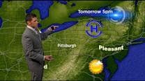KDKA-TV Evening Forecast (5/22)