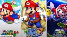 Nintendo ressort 3 jeux Mario cultes sur Switch