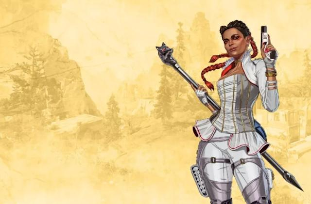 The latest 'Apex Legends' hero is a master thief named Loba