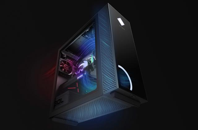 HP's Omen gaming PCs get Intel's latest chips and a fresh design