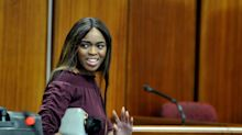 South Africans Rally for Rape Accuser After She Endured a Grueling Cross-Examination During Televised Trial