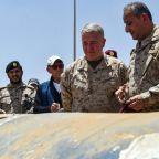 Saudi intercepts six Yemen rebel missiles: coalition