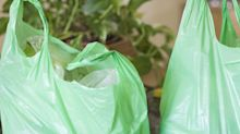 Plastic carrier bag price to double to 10p from April 2021
