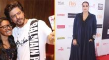 QuickE: SRK Launches NGO Website; Celebs Attend Femina Miss India
