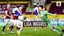 VIDEO: Burnley Vs Crystal Palace, Laga 1-0 Tanpa Balas