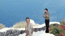 Famosos transformam viagem de Bruna Marquezine à Grécia em meme