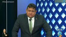 """""""Corrupção tem que ser praticada"""", diz candidato a prefeito em debate"""