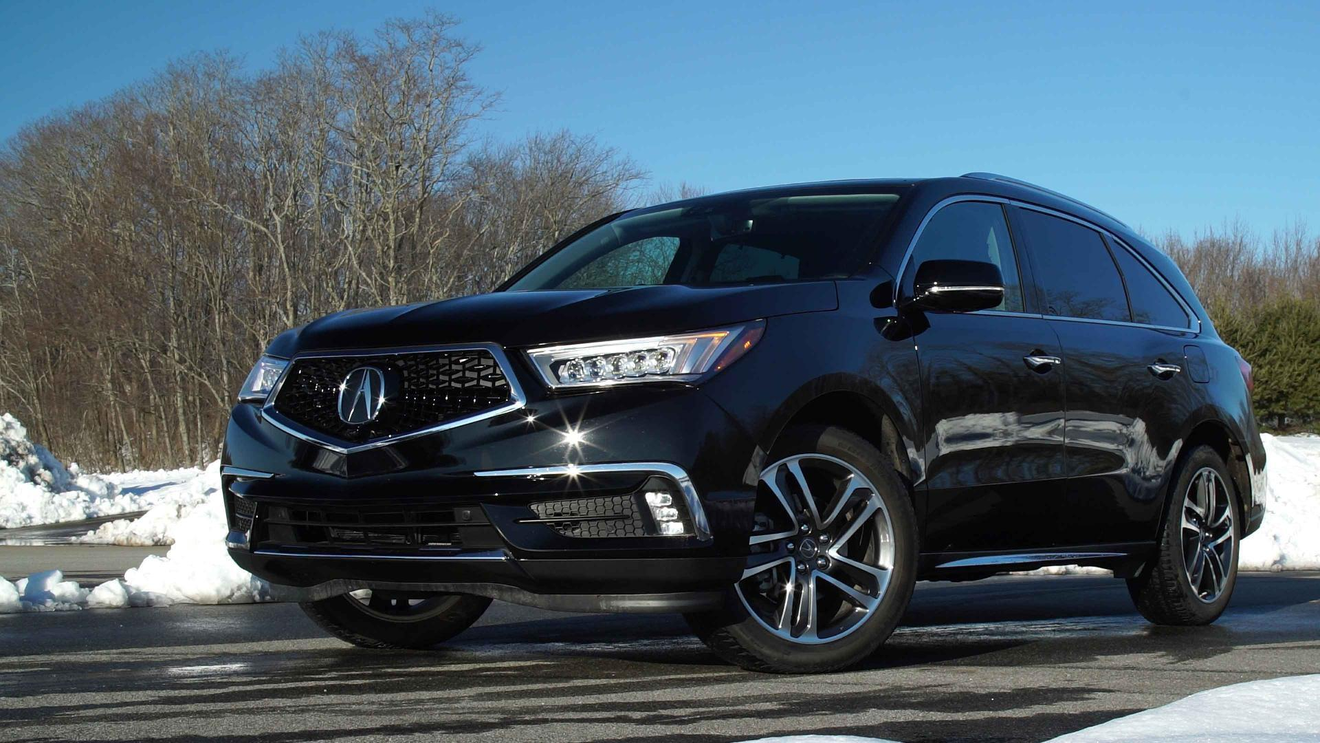 2017 Acura Mdx Changes For The Better