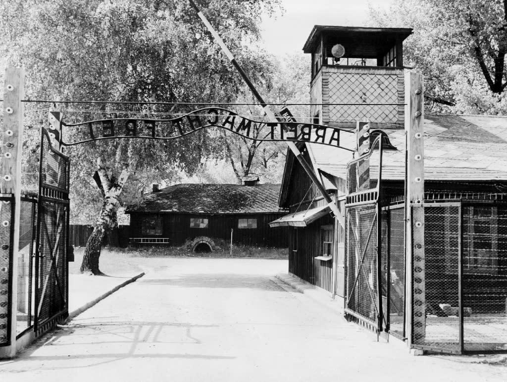Höss Auschwitz