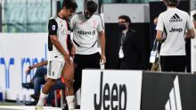 Foot - ITA - Juventus - Après Danilo, Paulo Dybala (Juventus) sort lui aussi blessé contre la Sampdoria