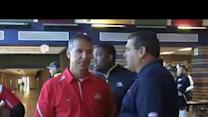 Urban Meyer invades Southfield camp