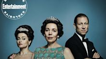 See New Photos of Olivia Colman and Helena Bonham Carter as Royal Sisters in The Crown
