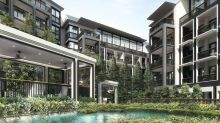 Sept private home sales buoyed by new launches