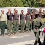California Firefighters Honor Colleague Who Died Battling El Dorado Wildfire