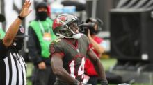 Jets and Giants should have their eyes focused on Bucs WR Chris Godwin Sunday