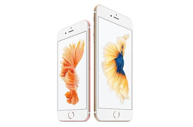 The iPhone 6s Plus vs. the competition: Big is beautiful